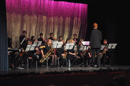 Hillingdon Youth Big Band 3