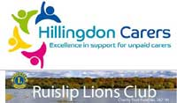 Hillingdon Carers Cafe Ruislip Manor sponsored by Ruislip Lions @ Ruislip Manor Methodist Church Hall | England | United Kingdom