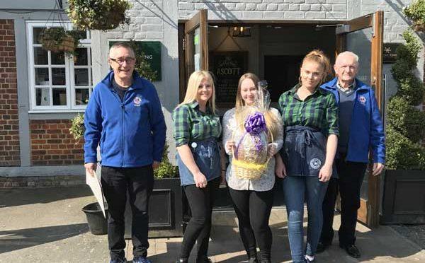 Ruislip Lions Giant Easter Egg Raffle competition 2019
